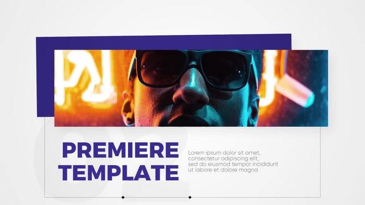 Loop - Clean Promo: Premiere Pro Templates