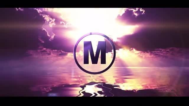 3d Water Logo: Premiere Pro Templates
