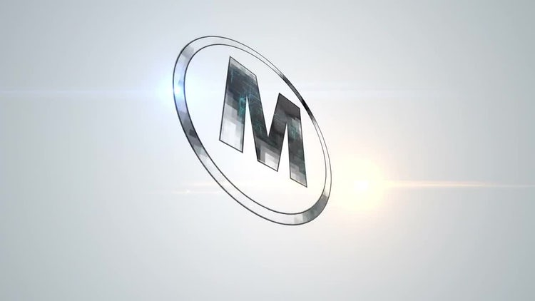 Digital Logo Intro: After Effects Templates