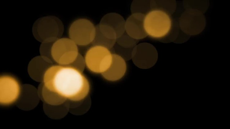 Bokeh Light Overlays: Stock Motion Graphics
