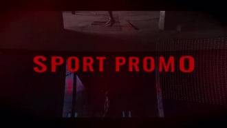 Sport Promo: After Effects Templates