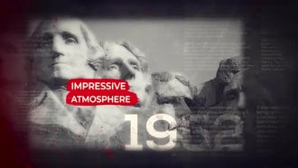 History Slideshow: After Effects Templates