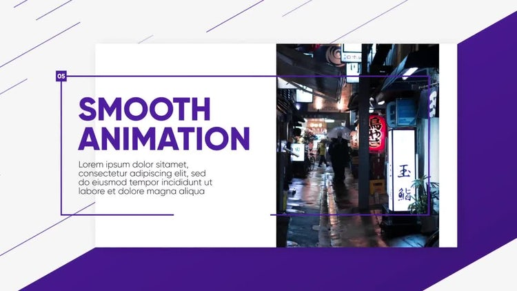 Skew - Clean Presentation: After Effects Templates