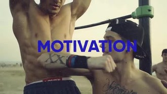 Workout Extreme Promo: Premiere Pro Templates
