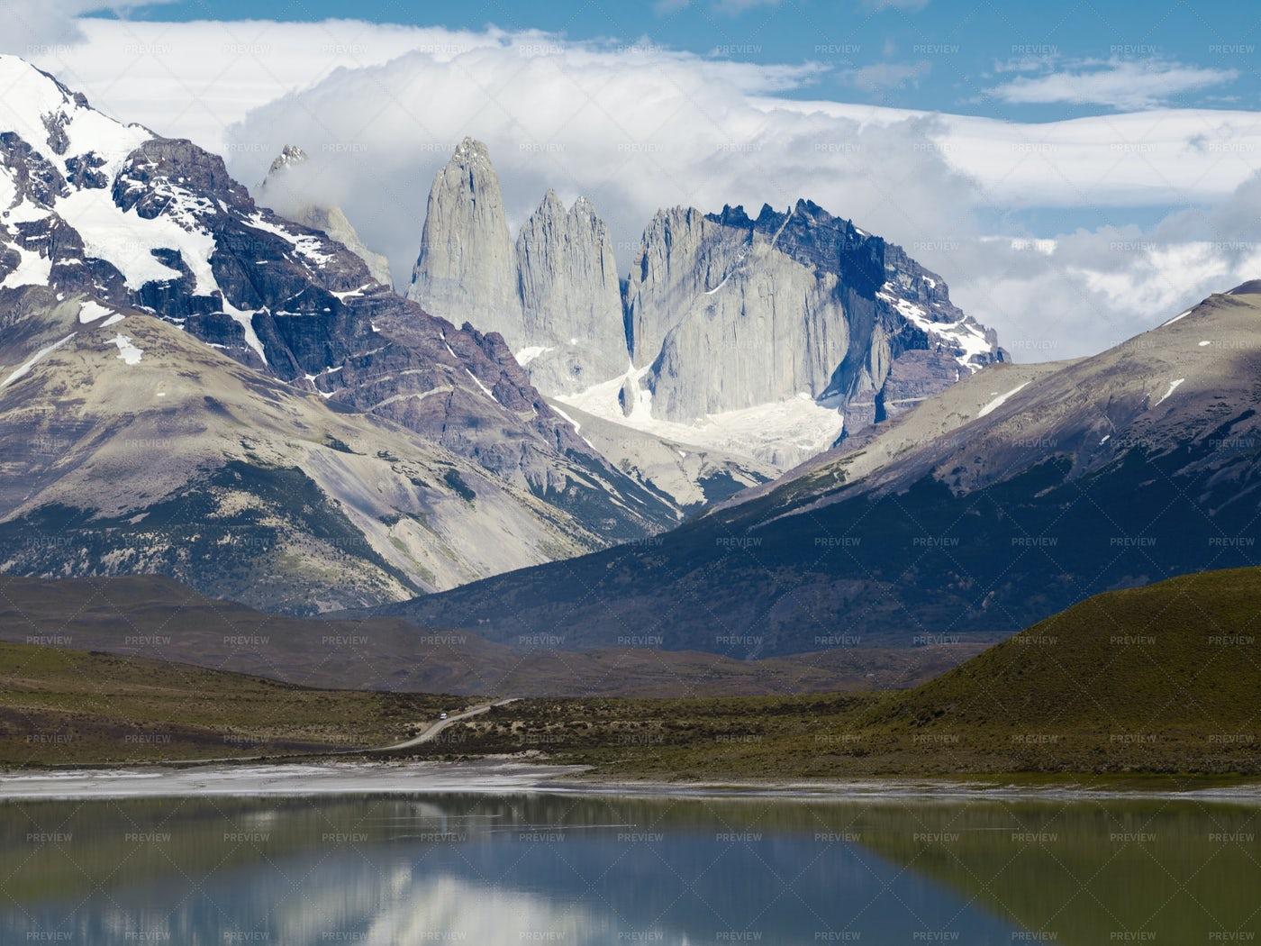 Torres Del Paine: Stock Photos