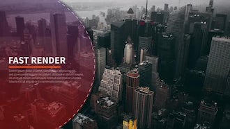 Rounded Slideshow: After Effects Templates