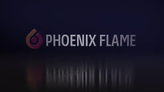 Energy Power Logo Reveal: After Effects Templates