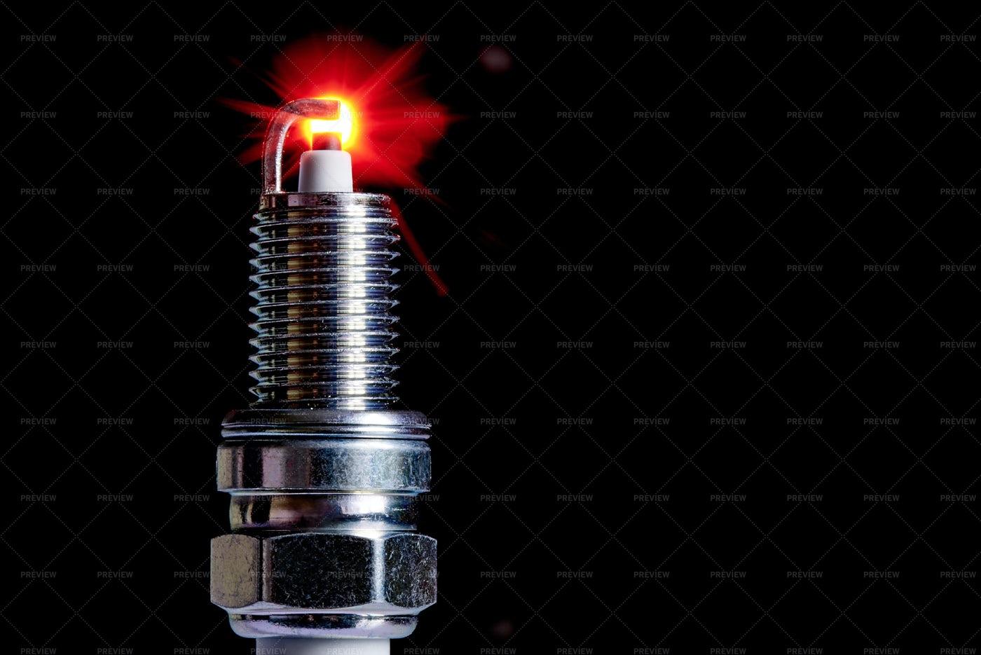 Spark Plug: Stock Photos