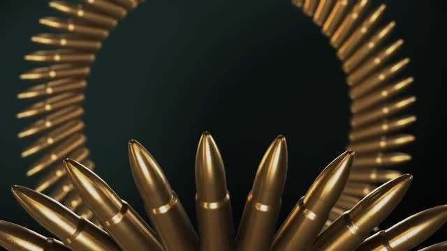 Bullet Action 2: Stock Motion Graphics