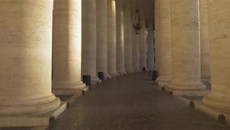 Rome Vatican City POV: Stock Video
