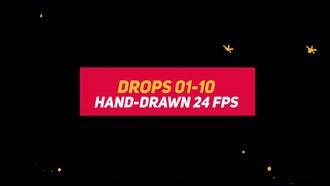 Liquid Elements 2 Drops 01-10: Motion Graphics