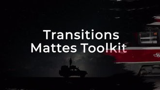 Transition Mattes Toolkit: After Effects Templates