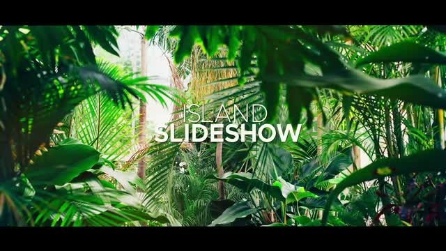 Modern Mirror Slideshow: After Effects Templates