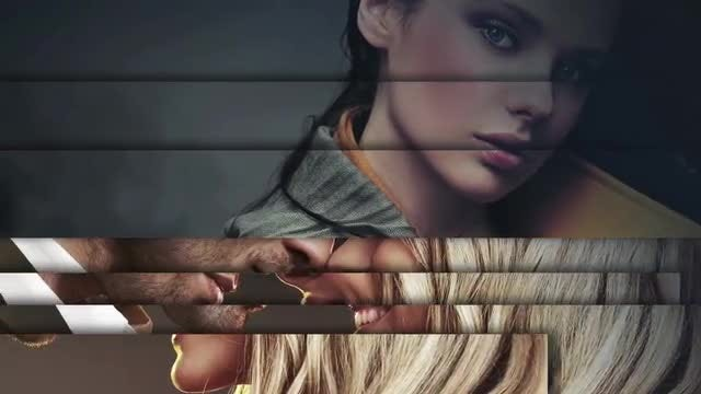 Slide Panels: After Effects Templates