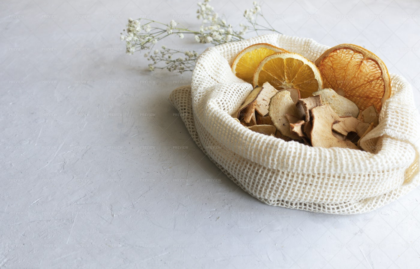 Homemade Dried Fruits: Stock Photos