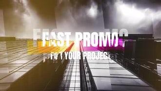 Fast Promo: Premiere Pro Templates