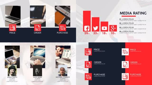 Corporate Business Presentation/Slideshow: After Effects Templates