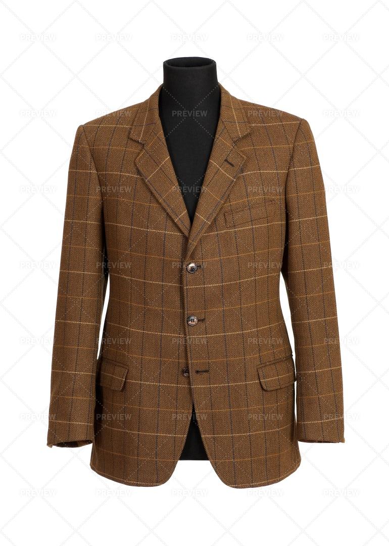 Brown Business Suit: Stock Photos