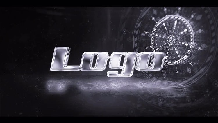 Sci Fi Stylish Logo: After Effects Templates