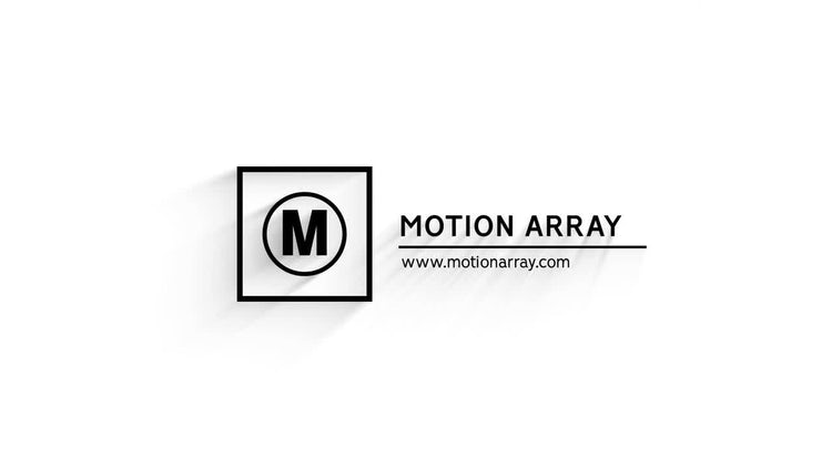 Minimal Logo Animation: After Effects Templates