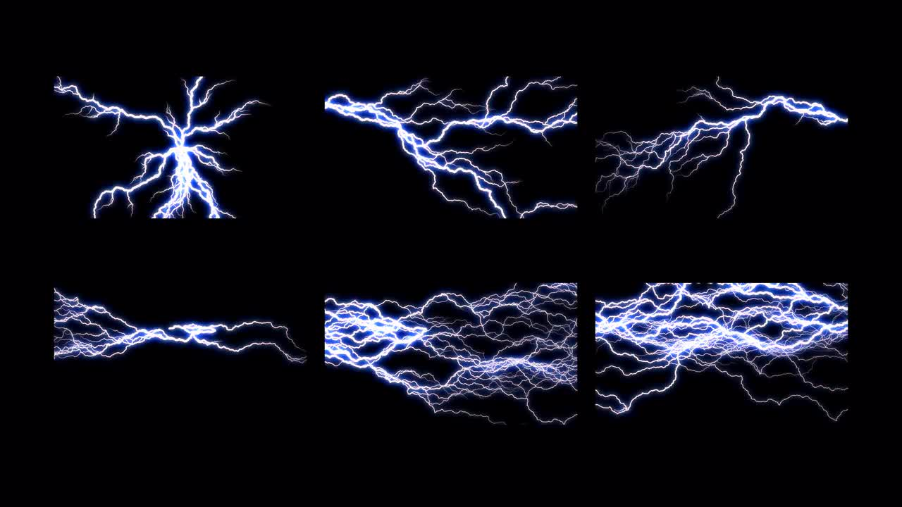 12 Lightning Transitions Pack - Stock Motion Graphics   Motion Array