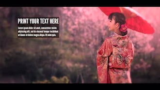 Asian Start Up Slideshow: After Effects Templates