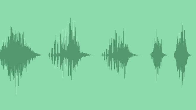 Cinematic Stutter: Sound Effects