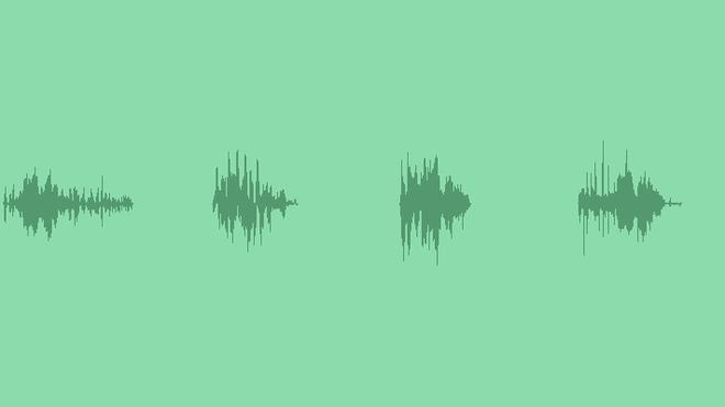 Hud Complete Bar: Sound Effects