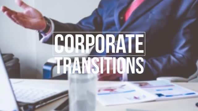 Corporate Transitions: Premiere Pro Templates