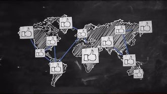 Global Likes : Motion Graphics