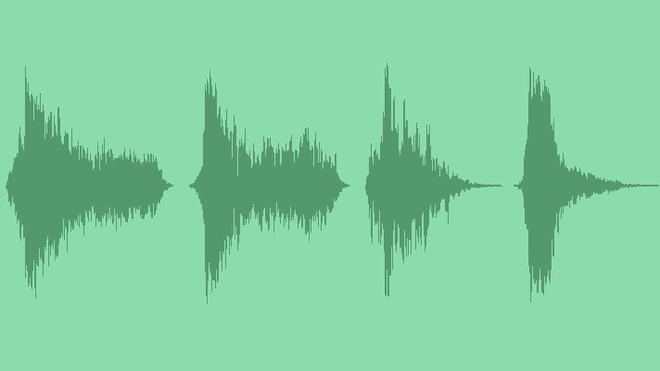 Futuristic Hit Pack: Sound Effects