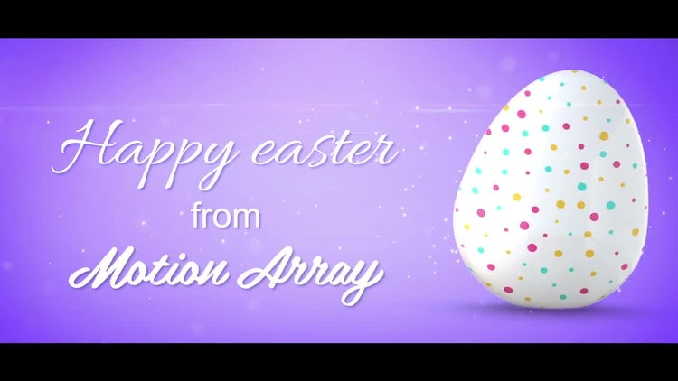 Happy Easter: After Effects Templates