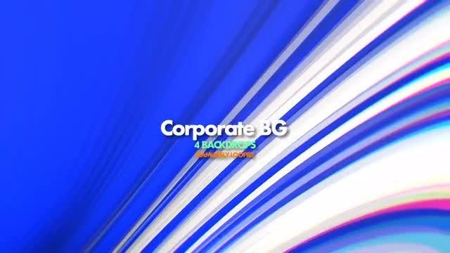 Corporate BG: Stock Motion Graphics