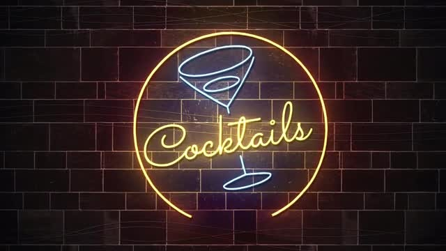 Real Neon Signs: After Effects Templates