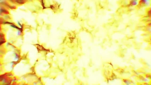 Fire BG: Stock Motion Graphics