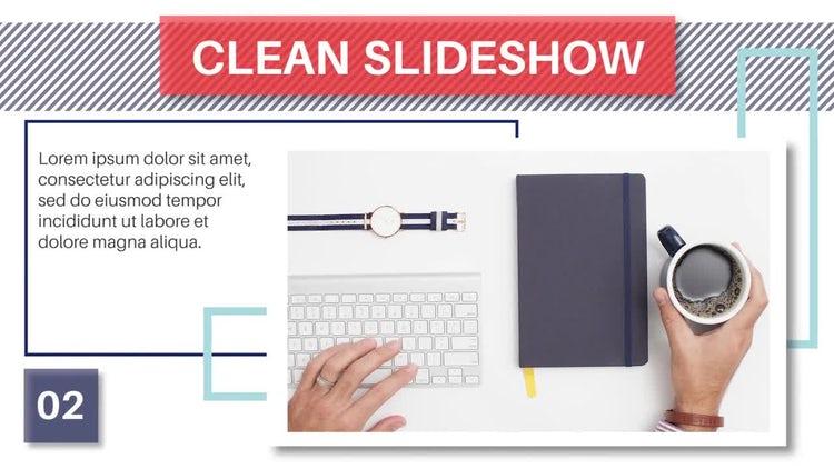 modern corporate slideshow premiere pro templates motion array