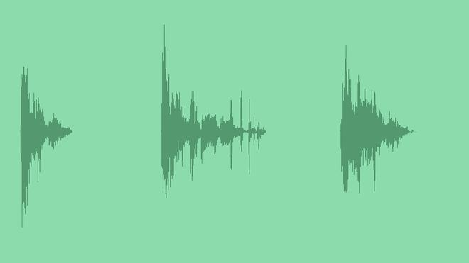Breaking Glass: Sound Effects