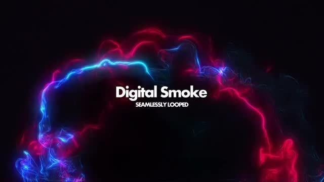 Digital Smoke : Stock Motion Graphics