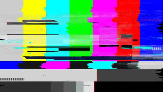 Glitch Logo Error: After Effects Templates
