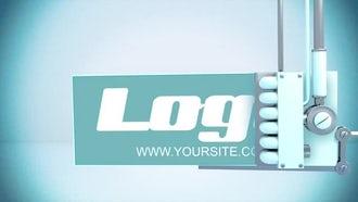 Logo Hi-Tech: After Effects Templates