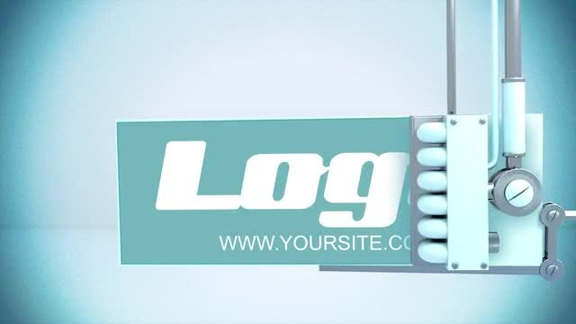 Logo Hi-Tech: After Effects Templates