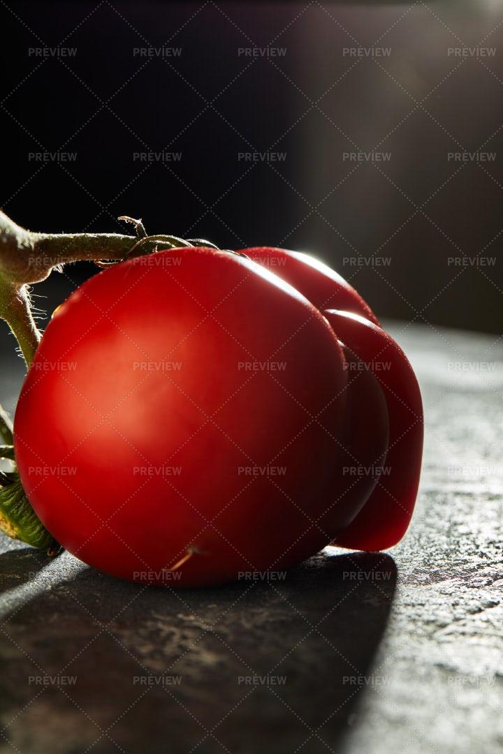 Ugly Tomato: Stock Photos