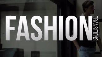 Fashion Transitions: Premiere Pro Templates