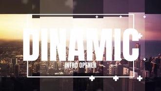 Dynamic Intro Opener: Premiere Pro Templates