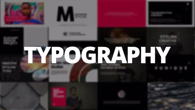 Smart Typography: After Effects Templates