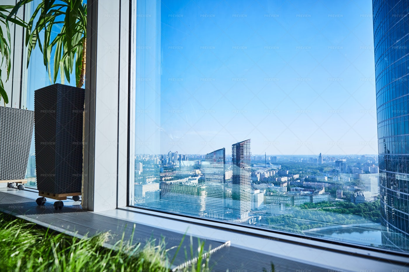 Window With View: Stock Photos