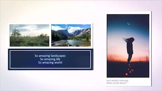 Memory Frames: After Effects Templates