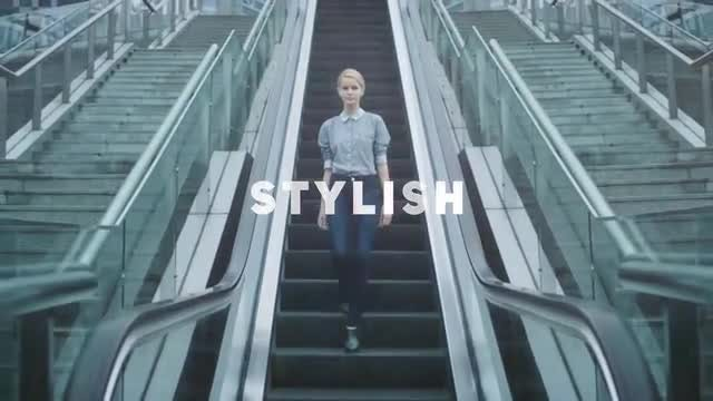 Fashion Dynamic Opener: After Effects Templates