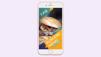 Instagram Food Stories Pack: After Effects Templates