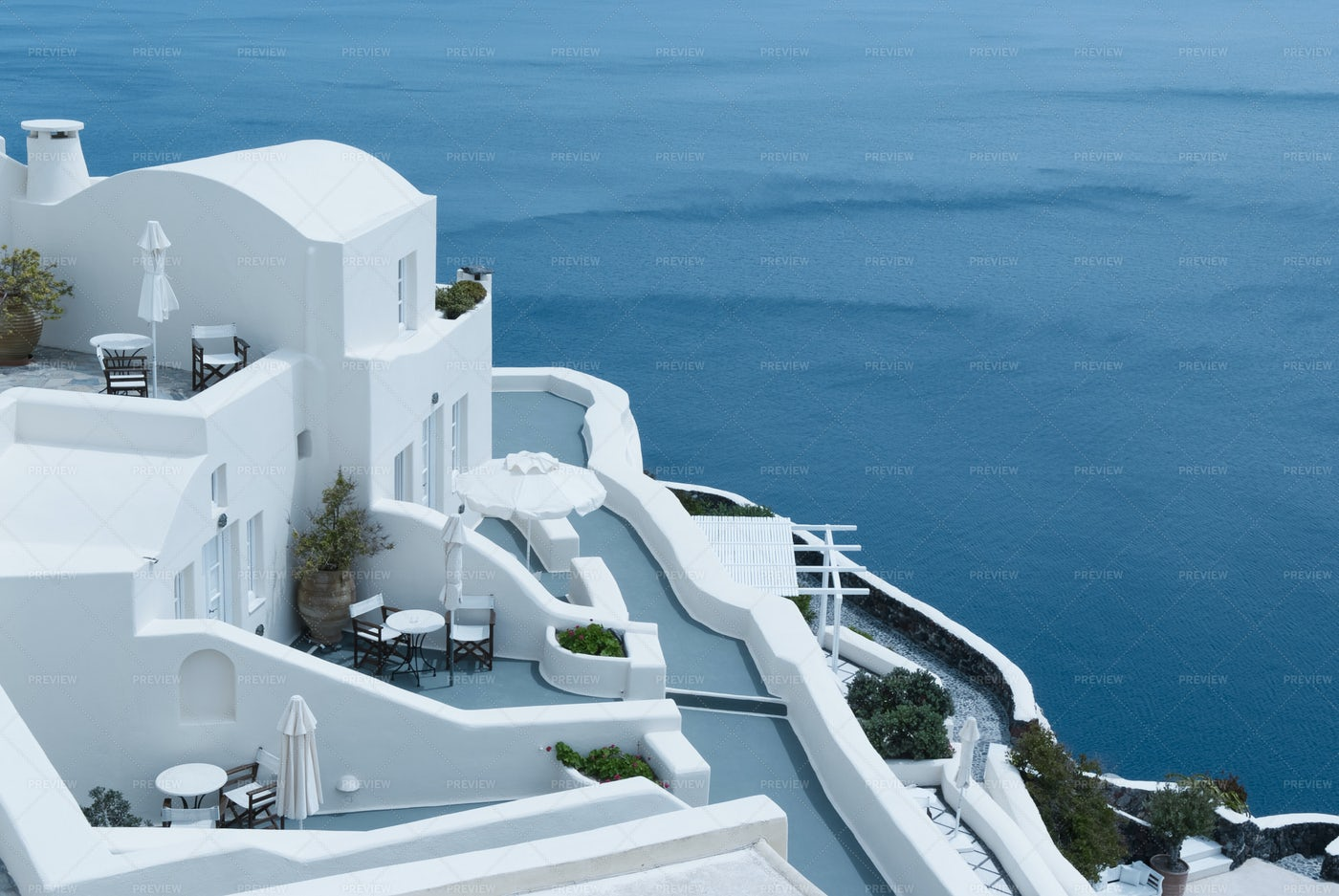 Oia, Santorini, Greece: Stock Photos
